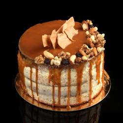 Naked Cake - Caramel