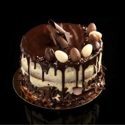 Naked Cake - Chocolade