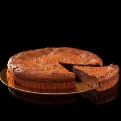 Moelleux au chocolate tarte...