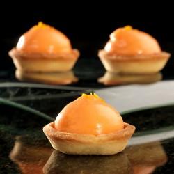 Gebakje crème sinaasappel |...